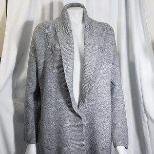 Gray Cardigan Sweater NWT